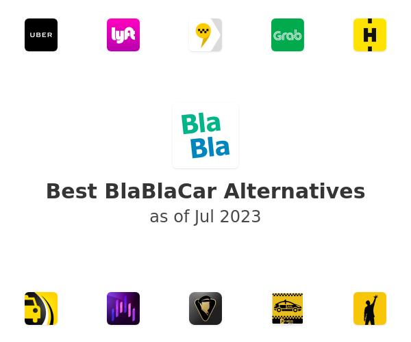 Best BlaBlaCar Alternatives