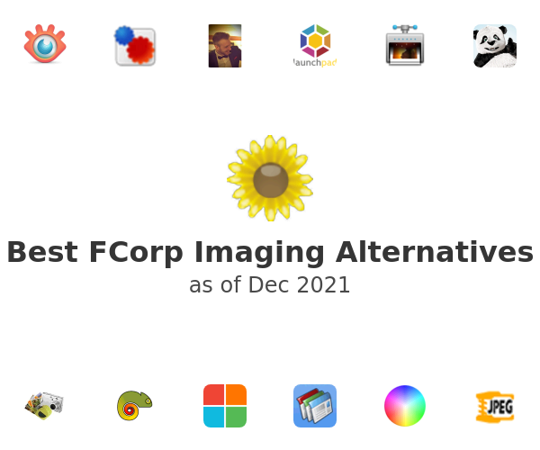 Best FCorp Imaging Alternatives