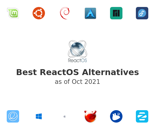 Best ReactOS Alternatives