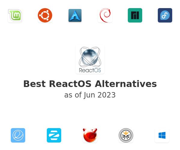 Best ReactOS Alternatives