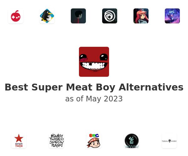 Best Super Meat Boy Alternatives