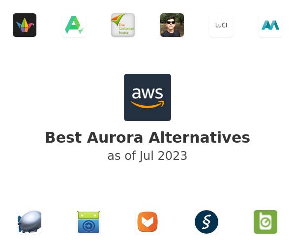 Best Aurora Alternatives