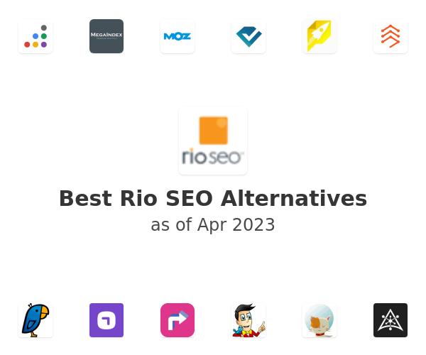 Best Rio SEO Alternatives