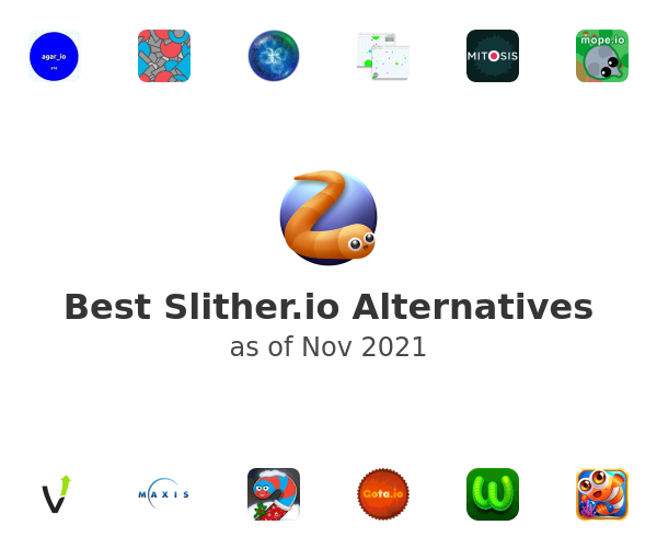 Best Slither.io Alternatives