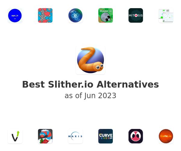 Best Slither.io Alternatives