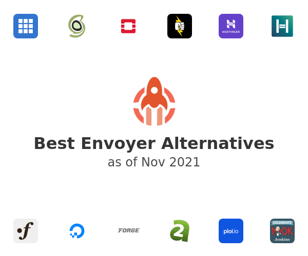 Best Envoyer Alternatives
