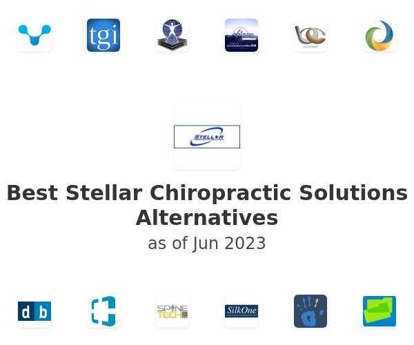 Best Stellar Chiropractic Solutions Alternatives