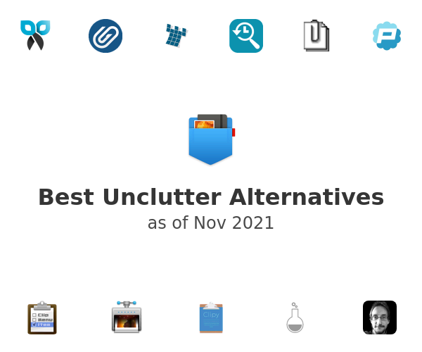 Best Unclutter Alternatives
