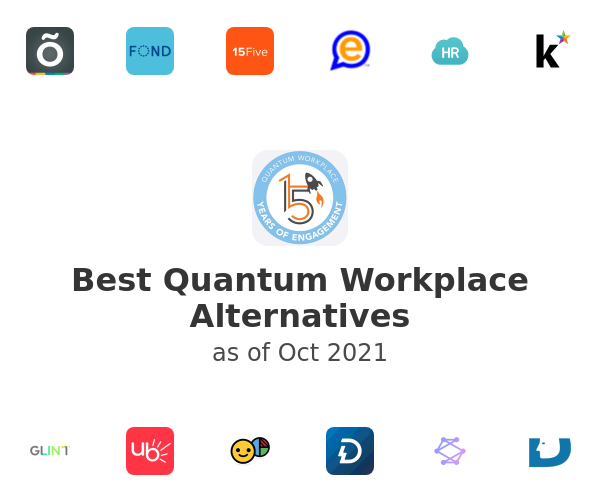 Best Quantum Workplace Alternatives