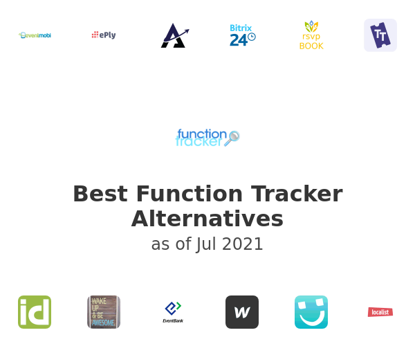 Best Function Tracker Alternatives