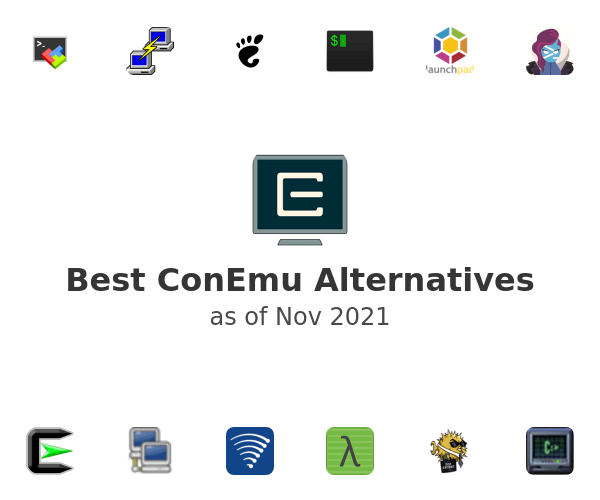Best ConEmu Alternatives
