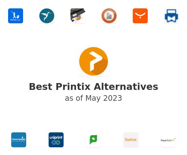 Best Printix Alternatives