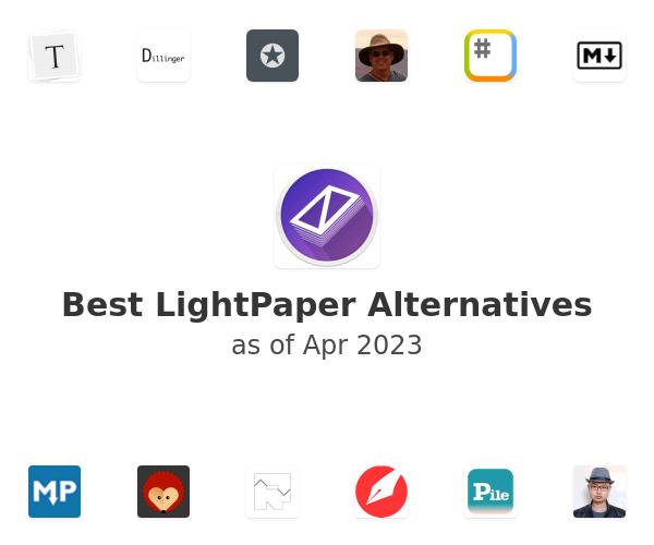 Best LightPaper Alternatives