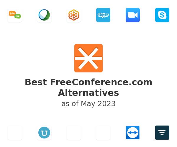 Best FreeConference.com Alternatives
