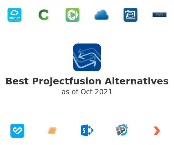 Best Projectfusion Alternatives