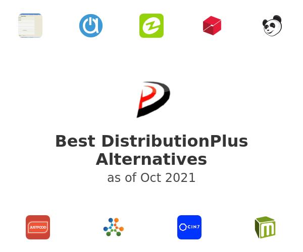 Best DistributionPlus Alternatives