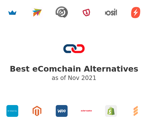Best eComchain Alternatives