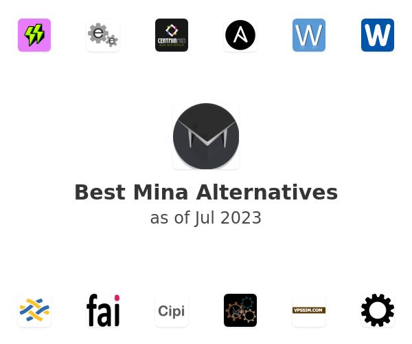 Best Mina Alternatives