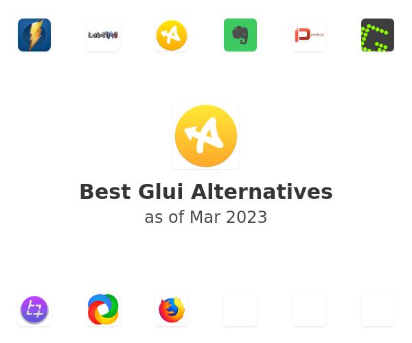 Best Glui Alternatives