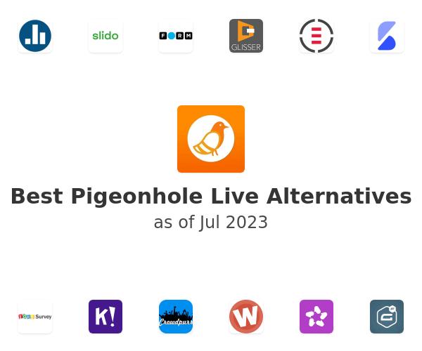Best Pigeonhole Live Alternatives