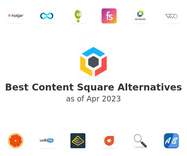 Best Content Square Alternatives