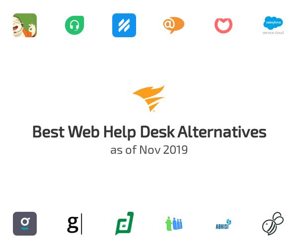 Best Web Help Desk Alternatives