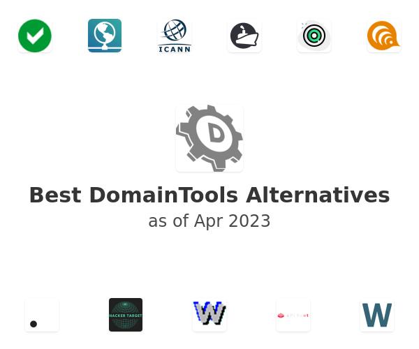 Best DomainTools Alternatives