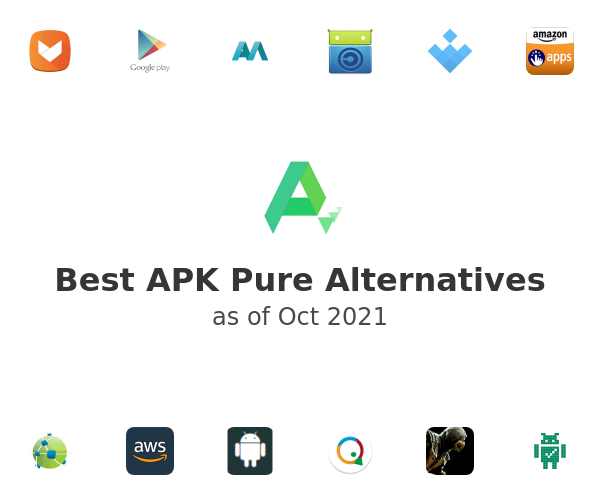 Best APK Pure Alternatives