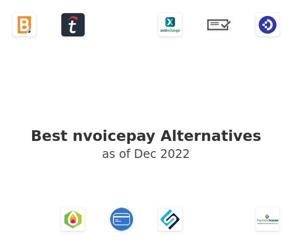 Best nvoicepay Alternatives