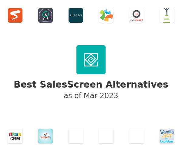 Best SalesScreen Alternatives