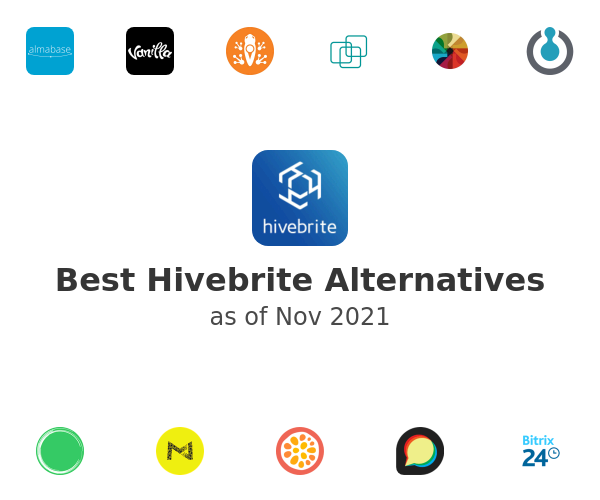 Best Hivebrite Alternatives