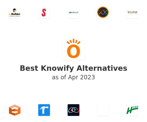 Best Knowify Alternatives