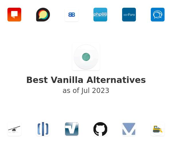 Best Vanilla Alternatives