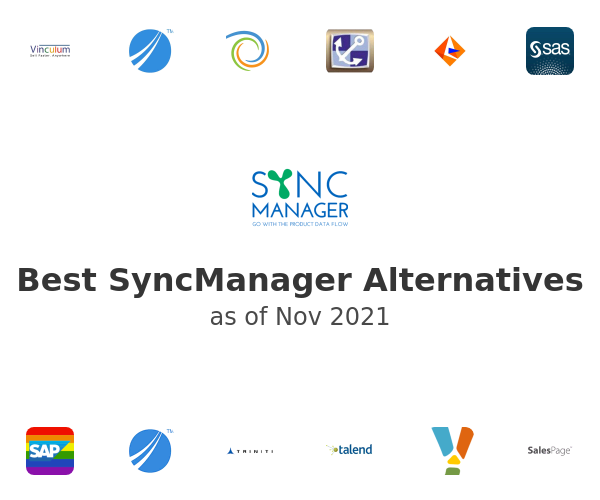 Best SyncManager Alternatives