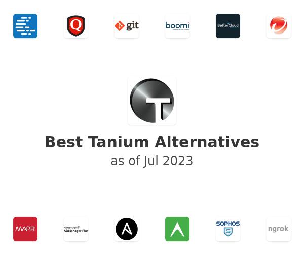 Best Tanium Alternatives