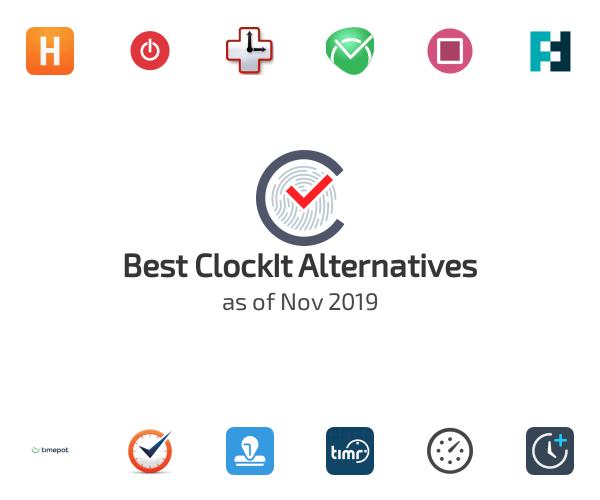 Best ClockIt Alternatives