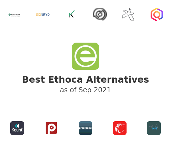 Best Ethoca Alternatives