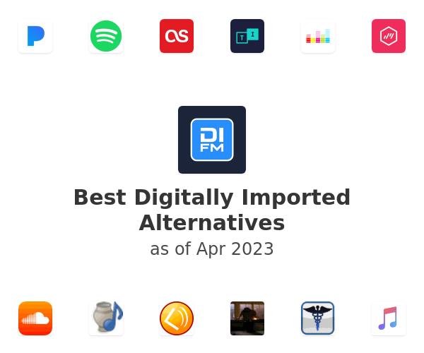 Best Digitally Imported Alternatives