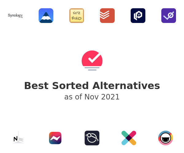 Best Sorted Alternatives