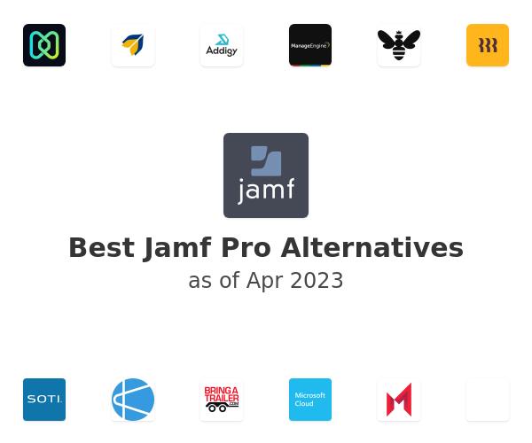 Best Jamf Pro Alternatives