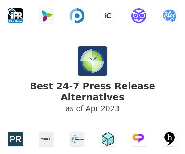 Best 24-7 Press Release Alternatives