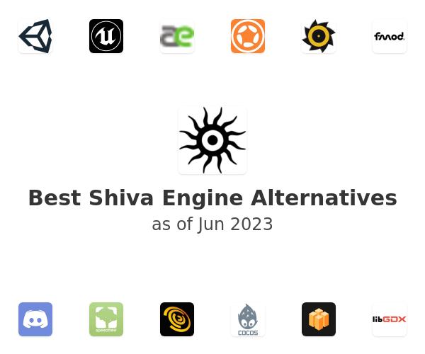 Best Shiva Engine Alternatives
