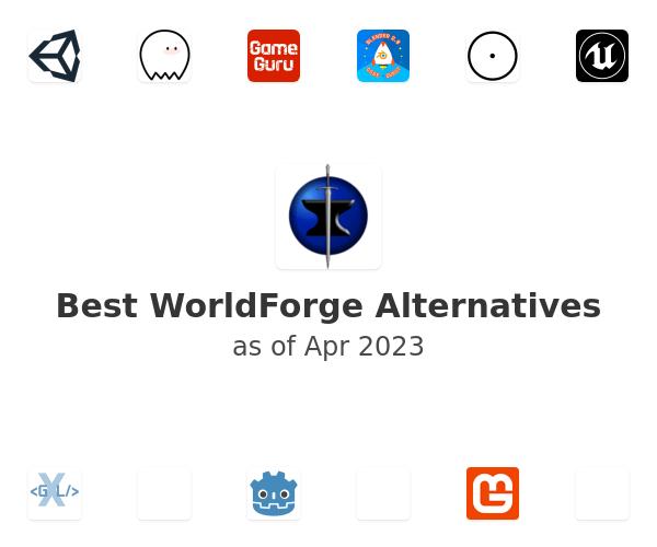 Best WorldForge Alternatives