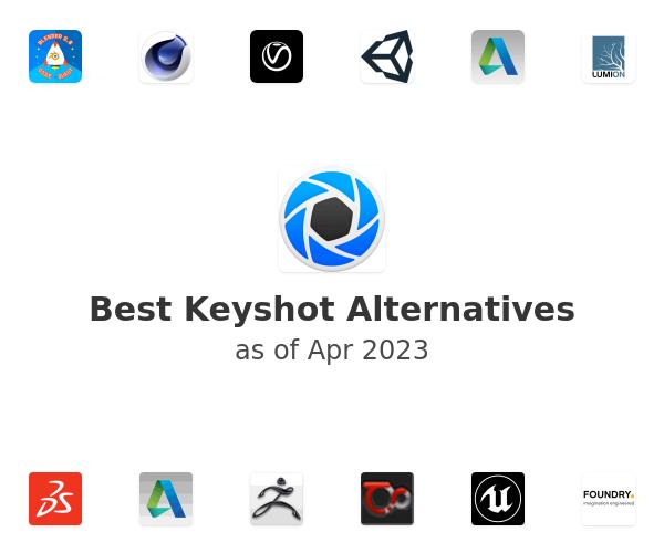 Best Keyshot Alternatives