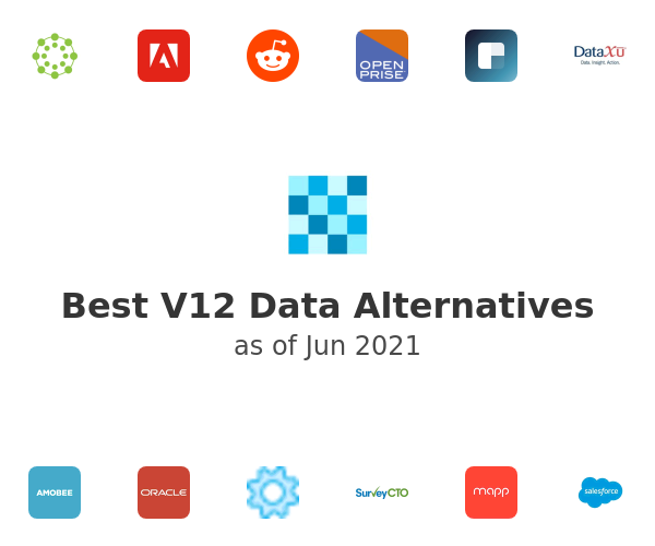 Best V12 Data Alternatives