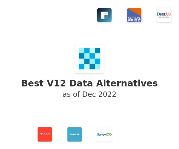 Best V12 Data Alternatives