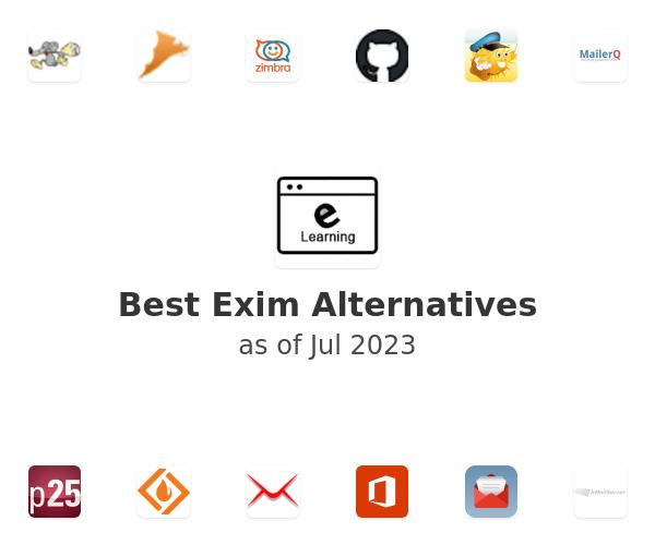 Best Exim Alternatives