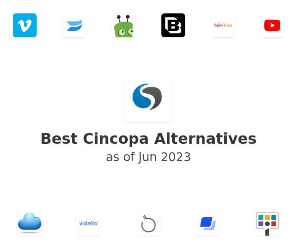 Best Cincopa Alternatives