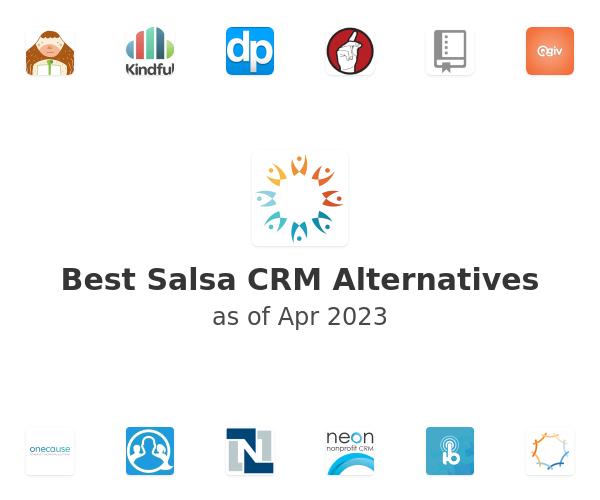 Best Salsa CRM Alternatives