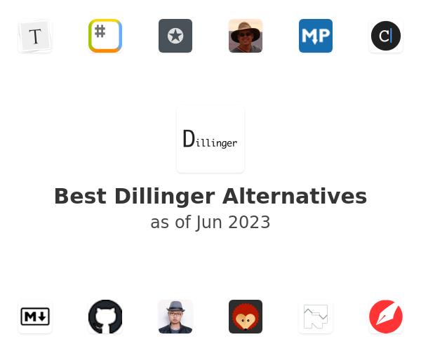 Best Dillinger Alternatives